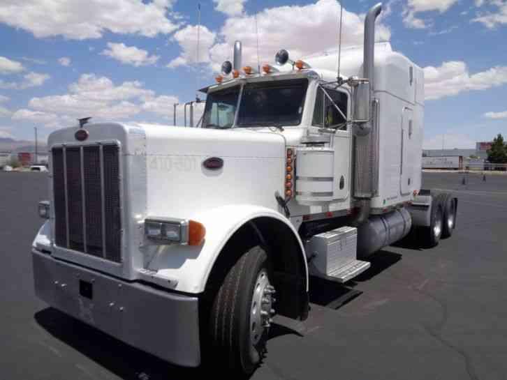 Peterbilt 379 EXT (1994) : Sleeper Semi Trucks