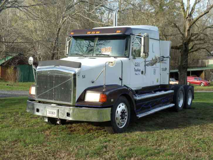volvo wia (1994) : Sleeper Semi Trucks