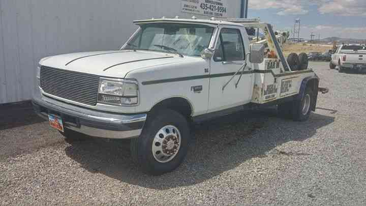 Ford F Super Duty (1995)