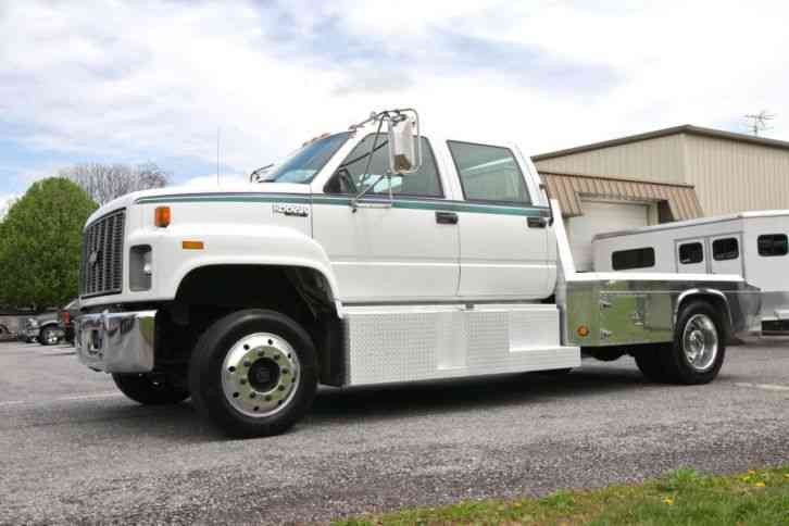 Used Chevy Trucks >> Chevy Kodiak (1995) : Medium Trucks