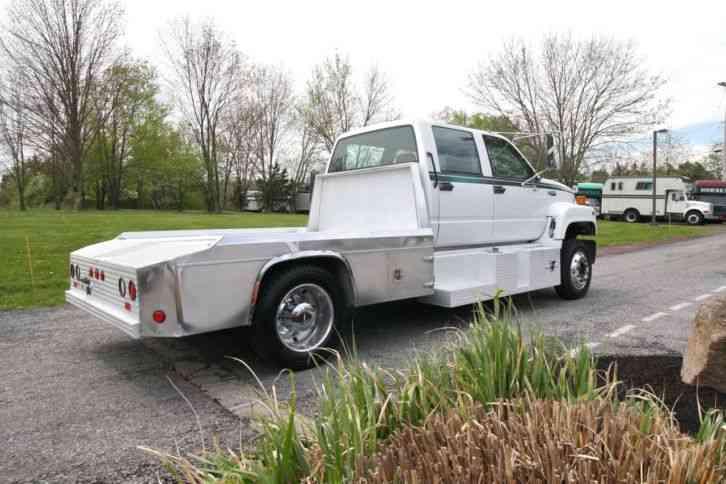 Chevy Kodiak 1995 Medium Trucks