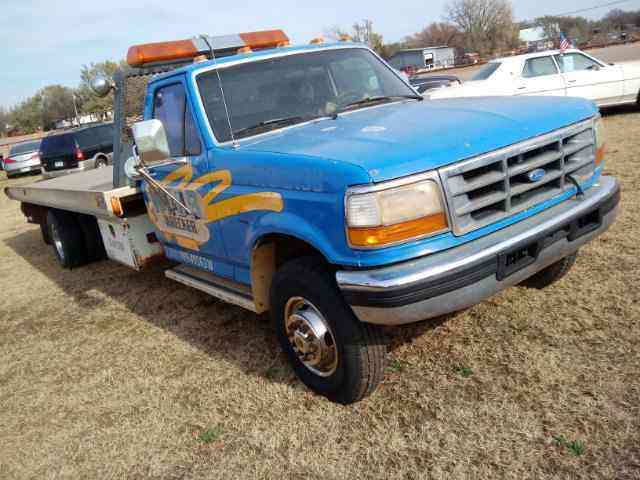Ford F-450 (1995)