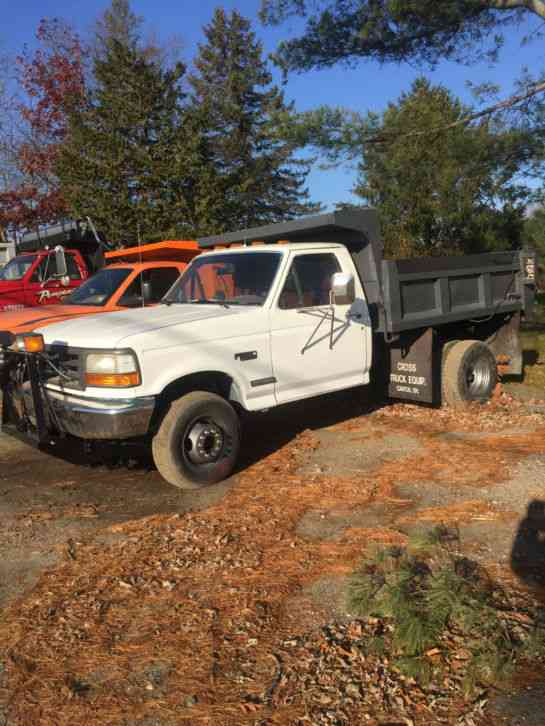Ford F450 Super Duty 1995 Commercial Pickups
