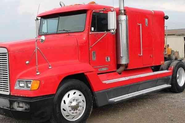 Freightliner Fld120 1995 Sleeper Semi Trucks