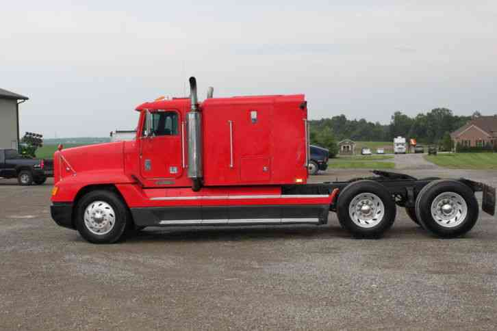 Tow Truck For Sale Canada >> Freightliner FLD120 (1995) : Sleeper Semi Trucks