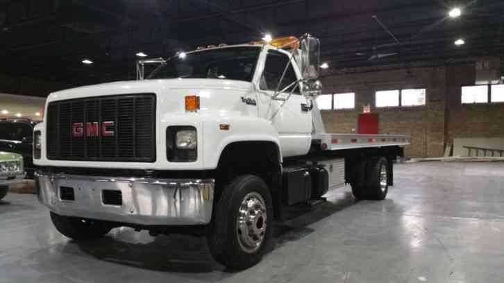 Carfax Used Trucks >> GMC TopKick C-60 (1995) : Flatbeds & Rollbacks