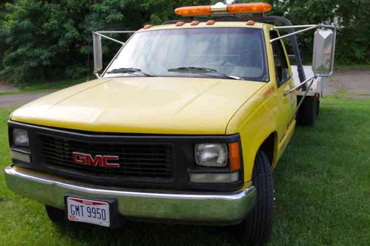 GMC SC3 (1995)