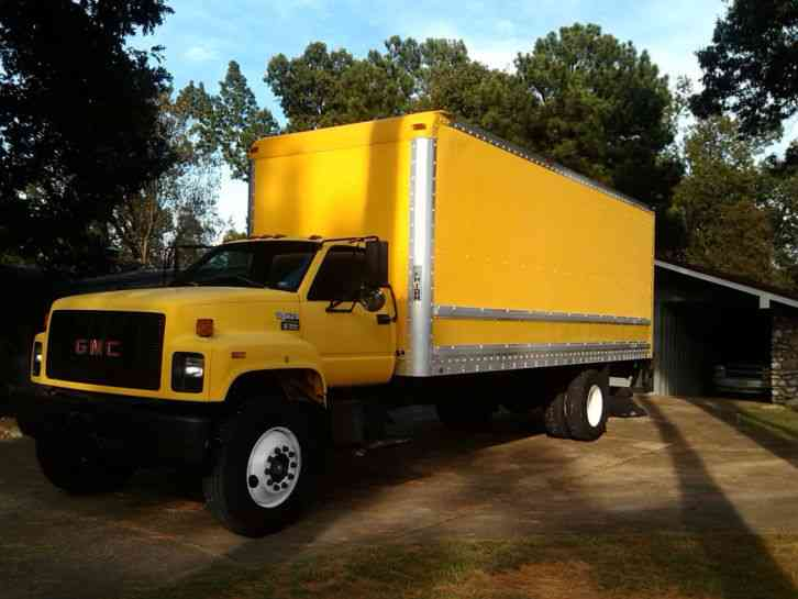 GMC TOP KICK (1995) : Van / Box Trucks
