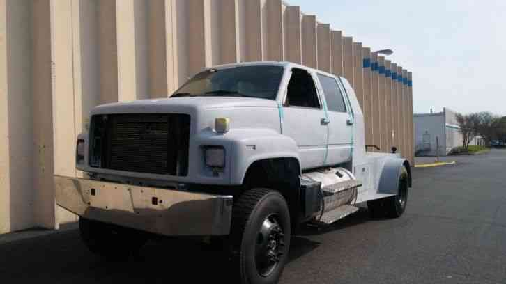 GMC TOPKICK (1995) : Commercial Pickups
