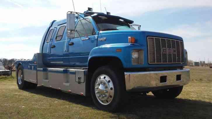 GMC TOPKICK (1995) : Medium Trucks