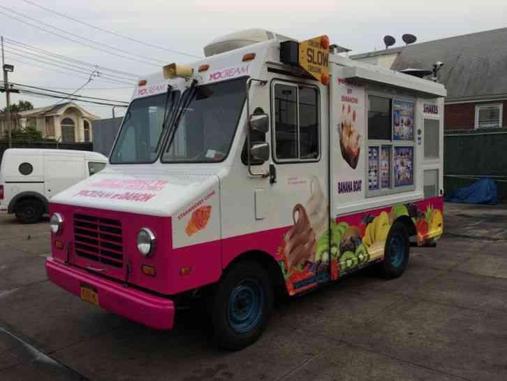 Gmc 1995 Van Box Trucks