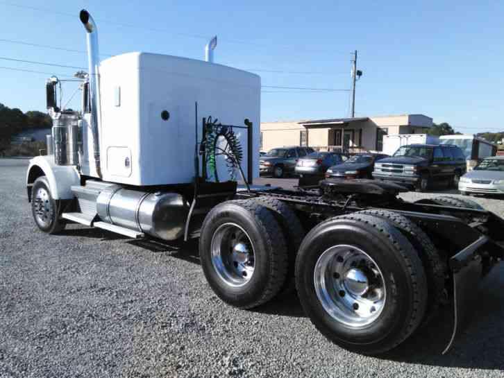 Kenworth W900b 1995 Sleeper Semi Trucks