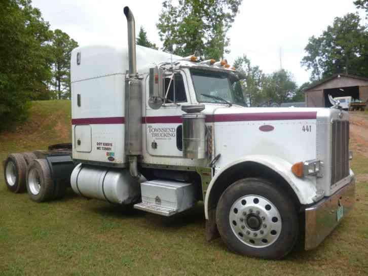 Peterbilt 379 1995 Sleeper Semi Trucks