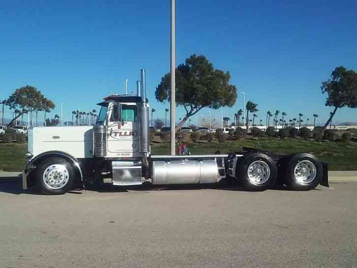 Peterbilt Day Cab For Sale >> Peterbilt 379 (1995) : Daycab Semi Trucks