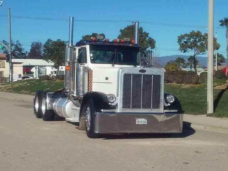 Peterbilt 379 (1995) : Daycab Semi Trucks