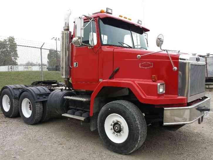 1995 volvo tractor truck wiring volvo white / gmc autocar (1995) : daycab semi trucks