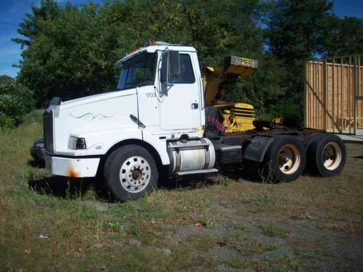 1995 volvo semi truck wiring 1995 volvo tractor truck wiring #1