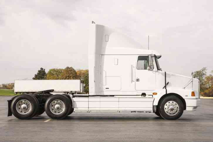 volvo vnl truck wiring diagrams low air 1995 volvo tractor truck wiring