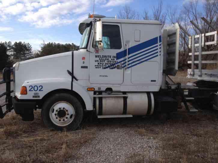 1995 volvo semi truck wiring volvo 1995 (1995) : sleeper semi trucks