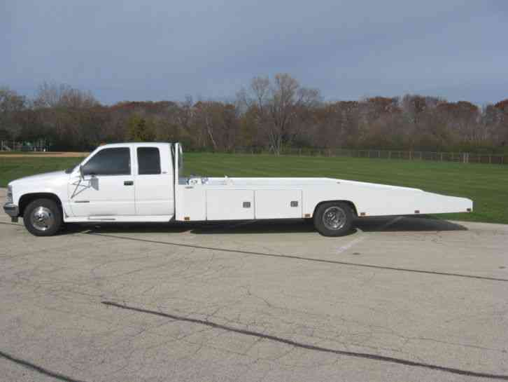 1983 Chevy Truck >> Chevrolet 3500HD (1996) : Flatbeds & Rollbacks