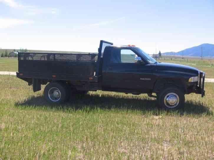 Used Dodge Ram 3500 Trucks For Sale In Illinois ...