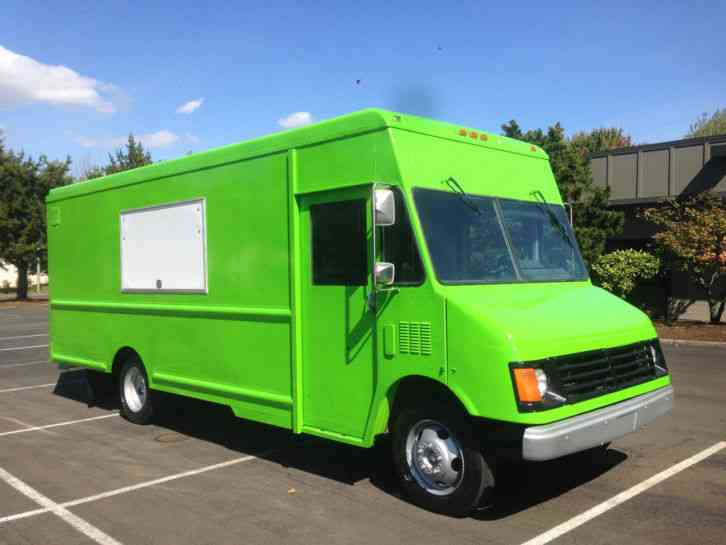 Food Trucks For Sale In Michigan Workhorse Mobile Kitchen Food Truck