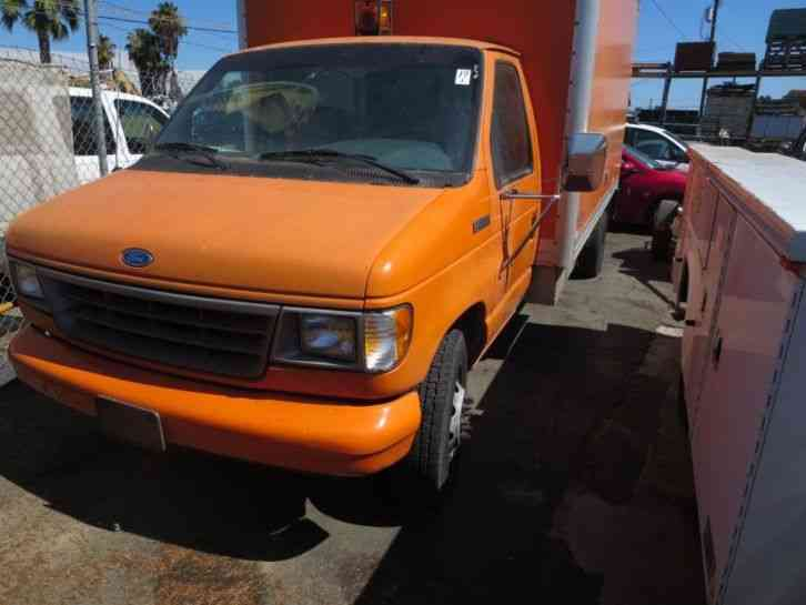 Sewer Camera For Sale >> Ford E350 (1996) : Van / Box Trucks
