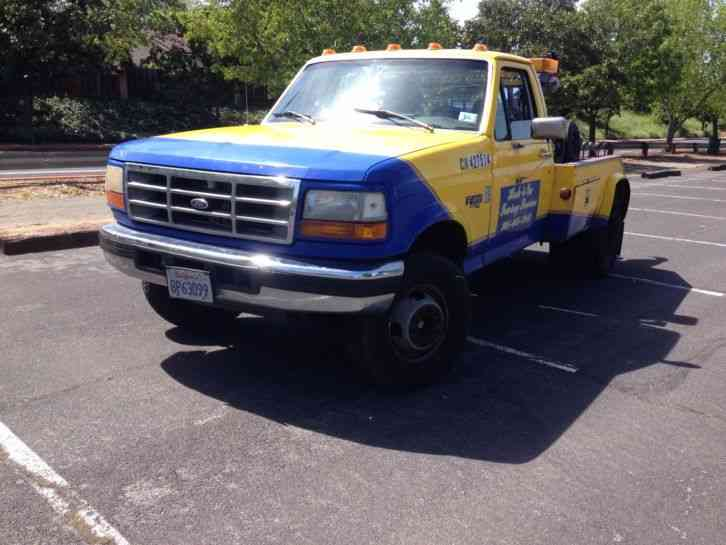 Ford F-450 (1996)