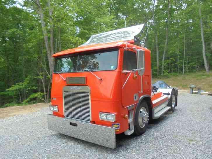 Commercial Van For Sale >> Freightliner (1996) : Sleeper Semi Trucks