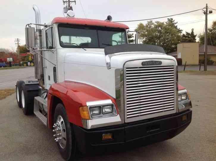 Freightliner Trucks For Sale >> Freightliner FLD120 (1996) : Daycab Semi Trucks