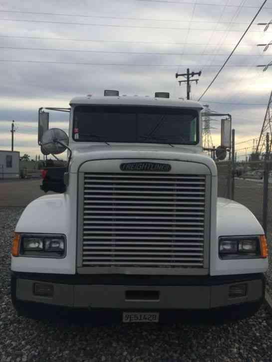 Freightliner 1996 Sleeper Semi Trucks