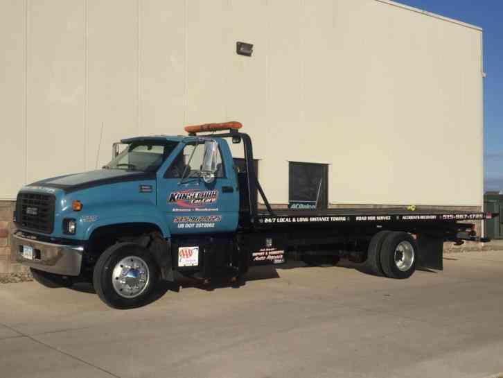 Used Tires Des Moines >> GMC Topkick (1996) : Utility / Service Trucks