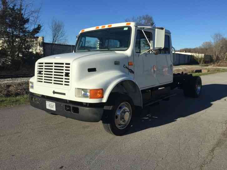 4700 International Crew Cab For Sale Images Autos Post