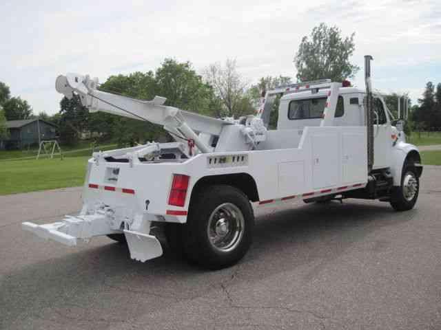 Trucks For Sale In Md >> International 4900 (1996) : Wreckers