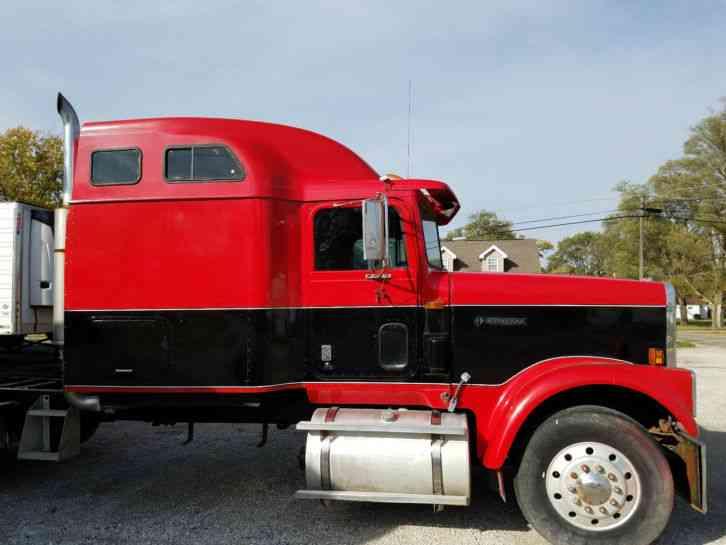 Used Car Auctions >> International 9300 Eagle (1996) : Sleeper Semi Trucks