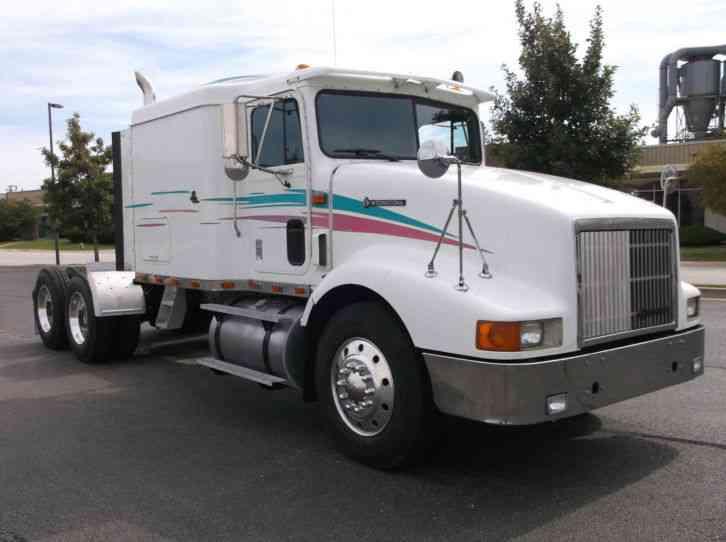 International 9400 1996 Sleeper Semi Trucks
