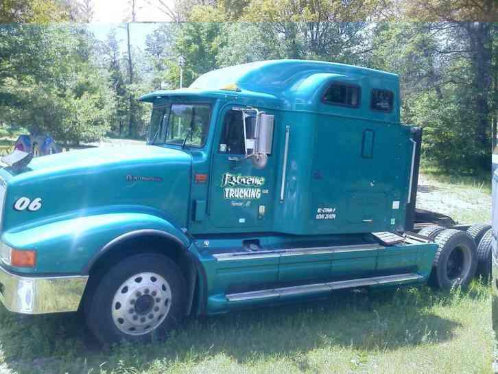 Used Semi Trailers >> International 9400 (1996) : Sleeper Semi Trucks