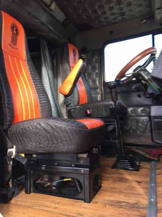 Kenworth w900l 1996 sleeper semi trucks for Wood floor kits for pickups