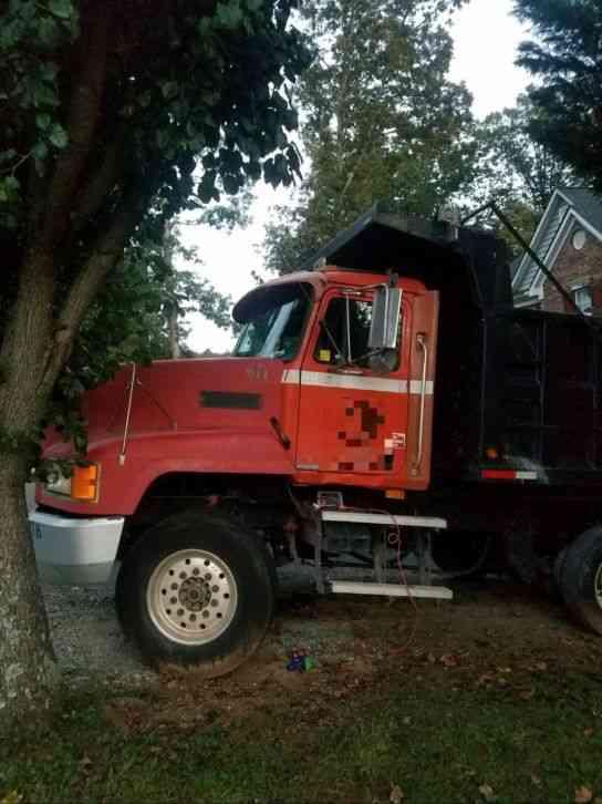 Scratch Built Tri Axle Semi Tractor Truck : Ch mack daycab semi trucks