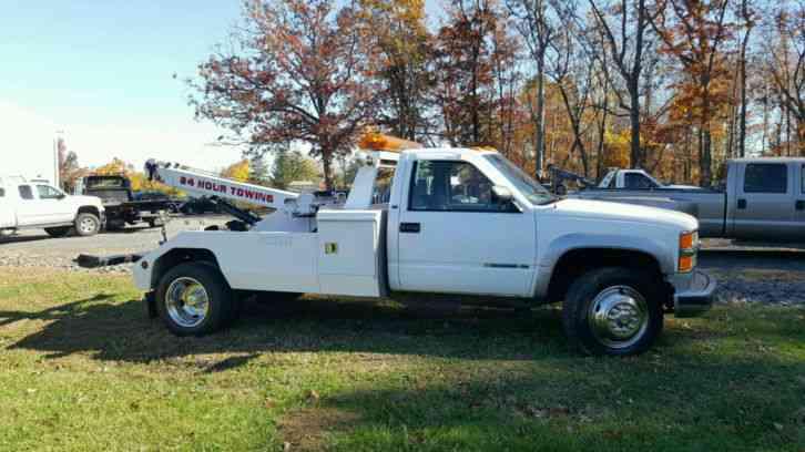 Chevrolet 3500 1997 Wreckers