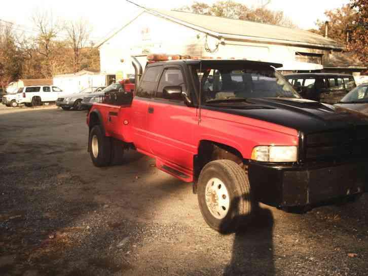 Dodge Ram Diesel For Sale >> Dodge RAM 3500 WRECKER (1997) : Wreckers