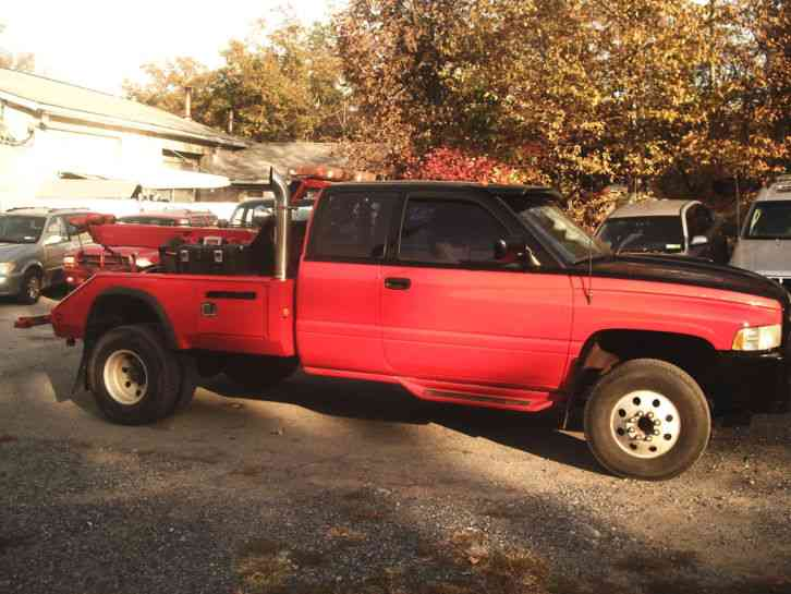 Dodge Ram 3500 Wrecker 1997 Wreckers