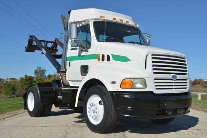 Flatbed Tow Truck >> Ford Aeromax Truck / Tractor (1997) : Daycab Semi Trucks