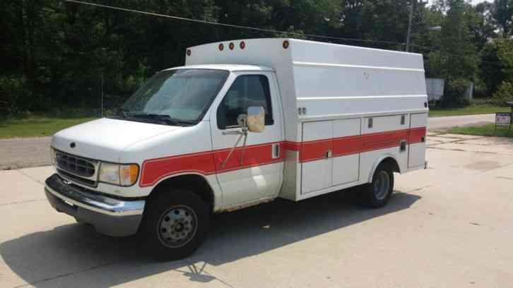 Ford Braun Service Truck (1997)