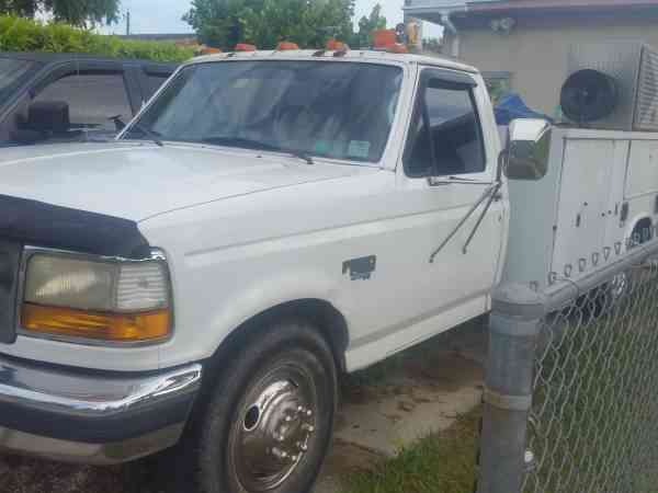 Ford F350 (1997)