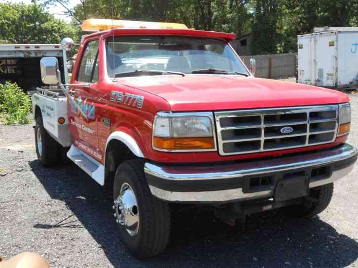 Ford F-350 (1997)