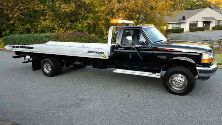 Utility Truck Beds For Sale >> Ford Superduty (1997) : Flatbeds & Rollbacks