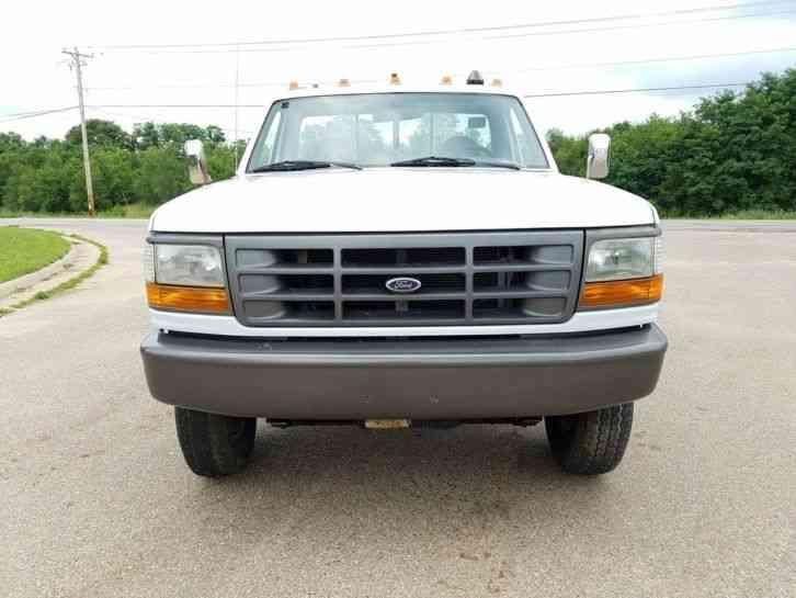 Ford F SUPER DUTY F450 1997 Medium Trucks