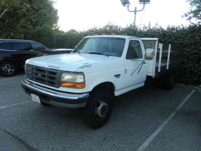 Ford F-450, F-SuperDuty (1997)