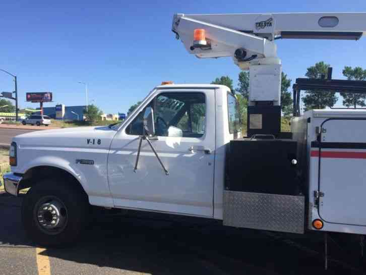 Ford F550 Super Duty (1997)